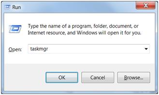 task manager keys