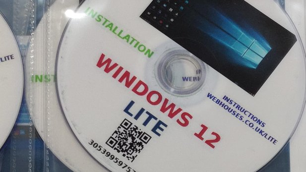 WINDOWS 12 LITE LINUX -BASED RELEASED – FASTER THAN WINDOWS 10