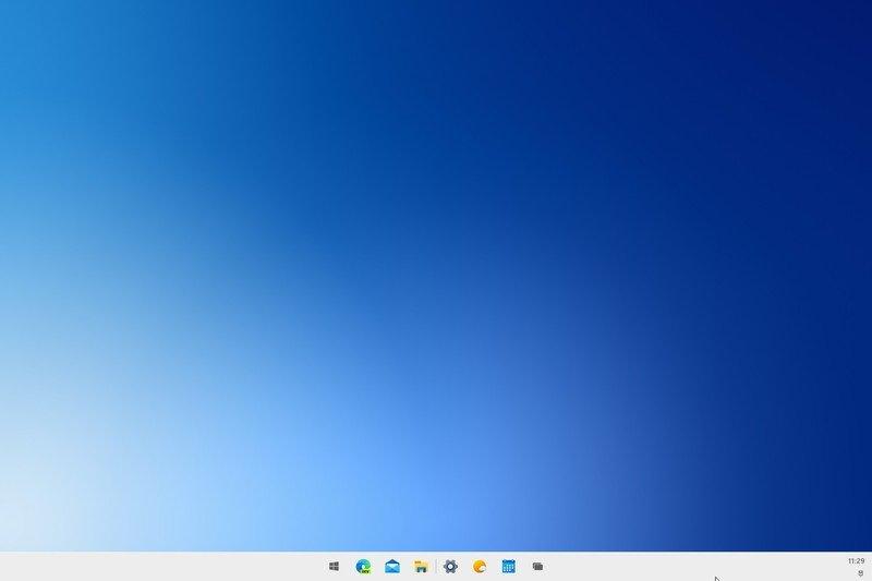 windows 10 task bar